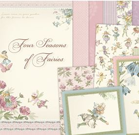 Four Seasons of Fairies Collection