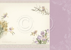 Pion Design - Four Seasons of Fairies Collection - Spring Fairies - 12