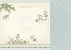 Pion Design - Four Seasons of Fairies Collection - Winter Fairies - 12