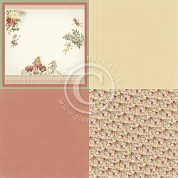 Pion Design - Four Seasons of Fairies Collection - 6X Autumn Fairies - 12