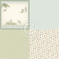Pion Design - Four Seasons of Fairies Collection - 6X Winter Fairies - 12