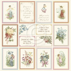 Pion Design - Four Seasons of Fairies Collection - Images From The Past II - 12