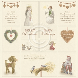 Pion Design - Christmas Wishes Collection - 12
