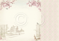 Pion Design - Cherry Blossom Lane Collection - Cherry Blossom Lane - 12