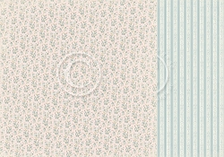 Pion Design - Cherry Blossom Lane Collection - Forget Me Not - 12