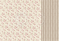 Pion Design - Cherry Blossom Lane Collection - Bed of Roses - 12