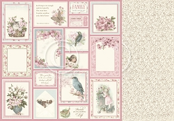 Pion Design - Cherry Blossom Lane Collection - Sweet Memories - 12