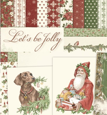 Let's Be Jolly Collection