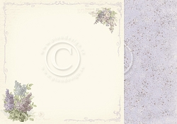 Pion Design - New Beginnings Collection - Dreams of Lilacs - 12