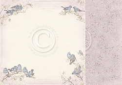 Pion Design - New Beginnings Collection - Bird Song - 12