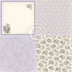 Pion Design - New Beginnings Collection - 6X Dreams of Lilacs - 12