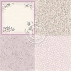 Pion Design - New Beginnings Collection - 6X Bird Song - 12