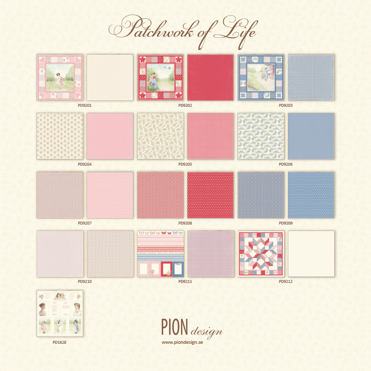 Patchwork Of Life Collection