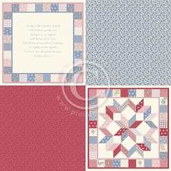 Pion Design - Patchwork Of Life Collection - 12