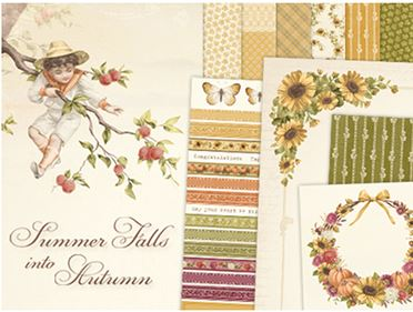 Summer Falls Into Autumn Collection