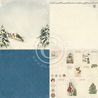 Pion Design - Wintertime in Swedish Lapland Collection - 6x6 Designs - 12
