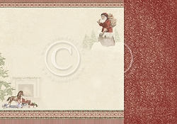 Pion Design - A Christmas To Remember Collection - Santa Has Come - 12