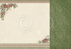 Pion Design - A Christmas To Remember Collection - Christmas Florals - 12