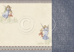 Pion Design - A Christmas To Remember Collection - Angel Choir - 12