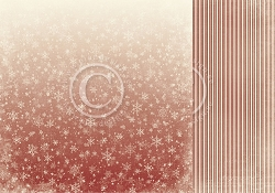 Pion Design - A Christmas To Remember Collection - Snowfall - 12
