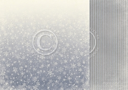 Pion Design - A Christmas To Remember Collection - Ice Crystals - 12