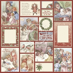 Pion Design - A Christmas To Remember Collection - Santa Delivers - 12