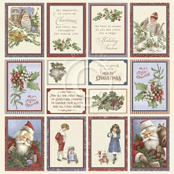 Pion Design - A Christmas To Remember Collection - Images From The Past I - 12