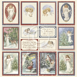Pion Design - A Christmas To Remember Collection - Images From The Past III - 12