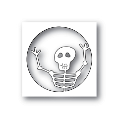 PoppyStamps - Die - Surprise Skeleton