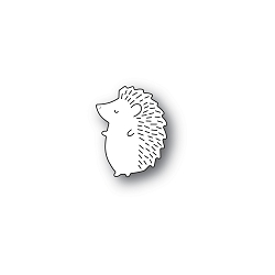 PoppyStamps - Die - Whittle Hedgehog
