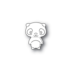 PoppyStamps - Die - Whittle Panda