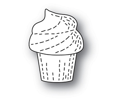 Poppy Stamps - Die - Whittle Cupcake
