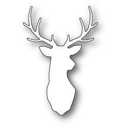 Poppy Stamps - Die - Forest Stag
