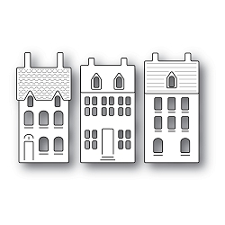 PoppyStamps - Die - Townhouses