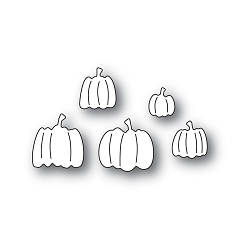 PoppyStamps - Die - Pile of Pumpkins