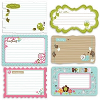 Prima Notecards - So Cute