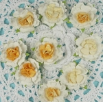 Prima-Roses-Cottage Blossoms-Canary :)