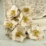 Prima Eminence Mulberry Paper Flowers
