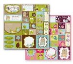Prima Cardstock - So Cute Growing