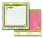 Prima Cardstock - So Cute Noteworthy