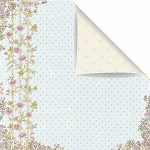 Prima Cardstock - Sparkling Spring Day Break