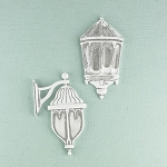 Prima-Shabby Metal-Outdoor Wall Lamps