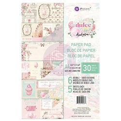 Prima - Dulce Collection - A4 Paper Pad