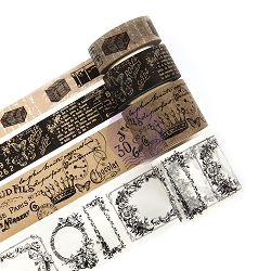 Prima - Decorative Tape - Fancy Letters