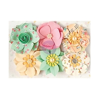 Prima - Heaven Sent Collection - Chloe Paper Flowers :)
