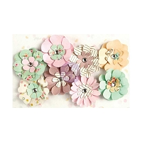 Prima - Heaven Sent Collection - Zoe Paper Flowers