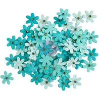Prima - Planner Flowers - Isla (80 tiny flowers - 0.5