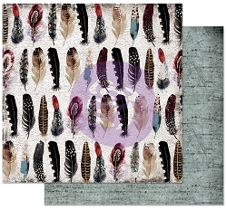 Prima - Midnight Garden Collection - Feather Collector 12