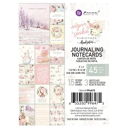 Prima - Sugar Cookie Collection - 3x4 Journaling Cards