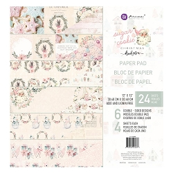 Prima - Sugar Cookie Collection - 12x12 Paper Pad